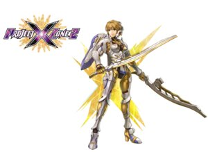 Rating: Safe Score: 10 Tags: armor bodysuit fiora_(xenoblade) heels project_x_zone sword tagme xenoblade User: Radioactive