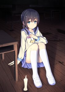 Rating: Safe Score: 71 Tags: corpse_party hoozuki_(tkudonmax) seifuku shinozaki_ayumi_(corpse_party) User: Mr_GT