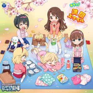Rating: Safe Score: 42 Tags: disc_cover futaba_anzu kohinata_miho sakuma_mayu sakurai_momoka_(idolm@ster) shimamura_uzuki the_idolm@ster the_idolm@ster_cinderella_girls User: blooregardo
