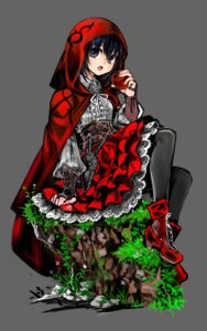 Rating: Safe Score: 2 Tags: gothic_lolita heels lolita_fashion michihisa! skirt_lift User: mattiasc02