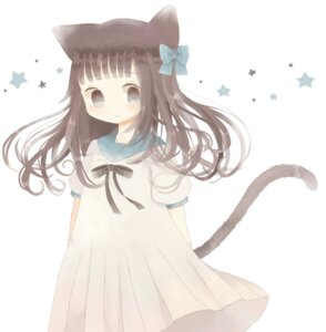 Rating: Safe Score: 27 Tags: animal_ears nekomimi roromi tail User: Radioactive