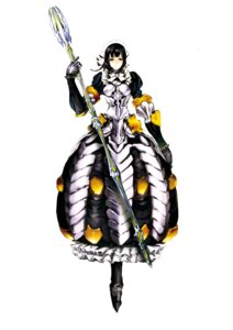 Rating: Safe Score: 9 Tags: armor maid narberal_gamma overlord so-bin weapon User: Yokaiou