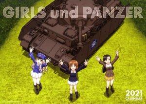 Rating: Safe Score: 14 Tags: girls_und_panzer marie_(girls_und_panzer) nishi_kinuyo nishizumi_miho uniform User: drop