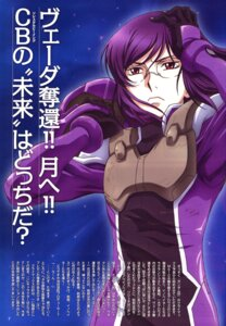 Rating: Safe Score: 2 Tags: gundam gundam_00 maki_takao male screening tieria_erde User: Zarbaj