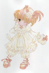 Rating: Safe Score: 7 Tags: bloomers hinamori_ami lolita_fashion peach-pit shugo_chara User: Paddypam