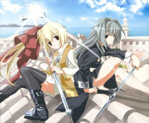 Rating: Safe Score: 10 Tags: miyashita_miki pixy_gale watarai_rikano yan_loulei User: Radioactive