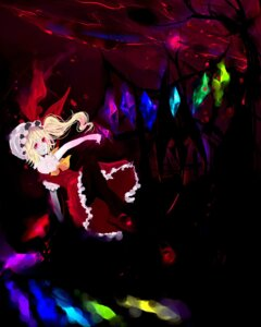 Rating: Safe Score: 10 Tags: flandre_scarlet minase touhou User: charunetra