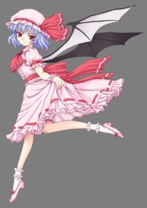 Rating: Safe Score: 19 Tags: dress orbg remilia_scarlet touhou transparent_png wings User: charunetra