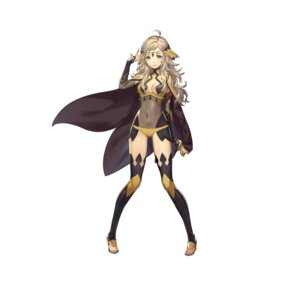 Rating: Questionable Score: 17 Tags: cleavage fire_emblem fire_emblem_heroes fire_emblem_if heels nintendo no_bra ophelia_(fire_emblem) pantsu see_through thighhighs umiu_geso User: fly24