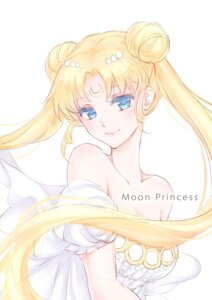 Rating: Safe Score: 27 Tags: cleavage dress misaki_krokodi princess_serenity sailor_moon User: charunetra