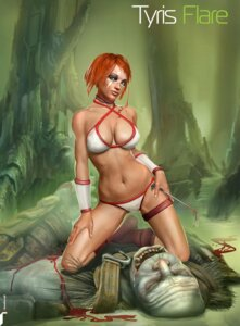 Rating: Safe Score: 19 Tags: bikini blood cleavage garter golden_axe swimsuits tagme tyris_flare User: wilaw