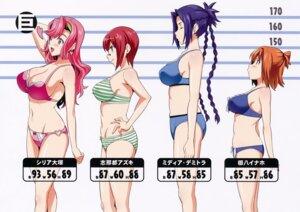 Rating: Questionable Score: 72 Tags: bra celia_ootsuka cleavage kushiya_inaho maken-ki! mideiya_demitra pantsu shimapan shinatsu_azuki takeda_hiromitsu User: Radioactive