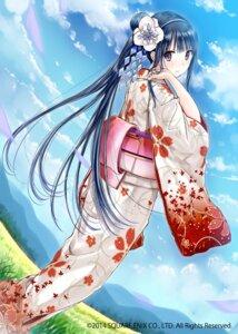 Rating: Safe Score: 70 Tags: kaku-san-sei_million_arthur kazuharu_kina kimono User: blooregardo