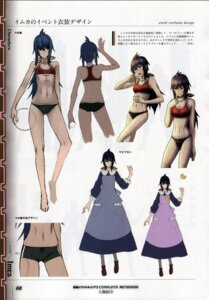 Rating: Safe Score: 5 Tags: bikini bleed_through honjou_raita scanning_dust senjou_no_valkyria_3 swimsuits User: Radioactive