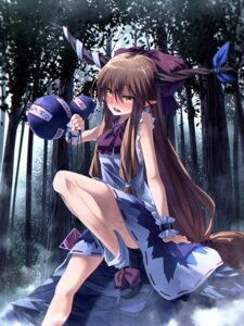Rating: Safe Score: 52 Tags: horns ibuki_suika notsugimi pointy_ears touhou User: Mr_GT