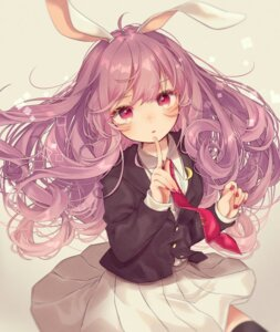 Rating: Safe Score: 1 Tags: animal_ears bunny_ears reisen_udongein_inaba touhou yedan User: Mr_GT