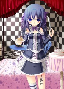 Rating: Safe Score: 25 Tags: lolita_fashion spirtie thighhighs User: blooregardo