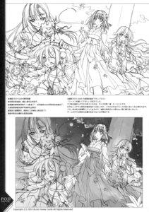 Rating: Safe Score: 7 Tags: kurenai_no_tsuki miko monochrome paper_texture riv saginomiya_hiori saginomiya_sunao sketch soloist User: blooregardo