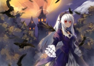 Rating: Safe Score: 30 Tags: dress gothic_lolita lolita_fashion orokanahime rozen_maiden suigintou User: Mr_GT
