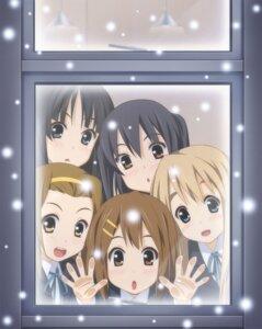 Rating: Safe Score: 15 Tags: akiyama_mio hirasawa_yui hitoguchi k-on! kotobuki_tsumugi nakano_azusa seifuku tainaka_ritsu User: fairyren