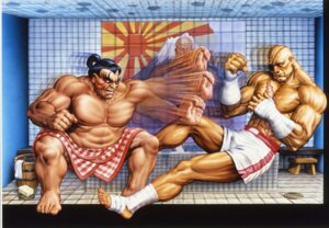 Rating: Safe Score: 6 Tags: capcom male street_fighter street_fighter_ii User: Yokaiou