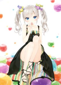 Rating: Safe Score: 138 Tags: dress heels peco User: Twinsenzw