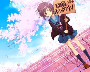 Rating: Safe Score: 24 Tags: nagato_yuki seifuku suzumiya_haruhi_no_yuuutsu wallpaper User: boon