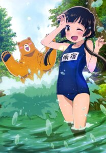 Rating: Questionable Score: 83 Tags: amayadori_machi kumai_natsu kumamiko school_swimsuit swimsuits wet User: drop
