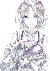 Rating: Safe Score: 7 Tags: asakura_tooru sketch the_idolm@ster the_idolm@ster_shiny_colors yae_(mono110) User: Dreista