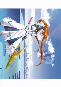 Rating: Safe Score: 9 Tags: mahou_shoujo_lyrical_nanoha mahou_shoujo_lyrical_nanoha_strikers takamachi_nanoha User: daemonaf2