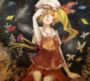 Rating: Safe Score: 6 Tags: flandre_scarlet nibanmachi_wakai touhou User: Radioactive