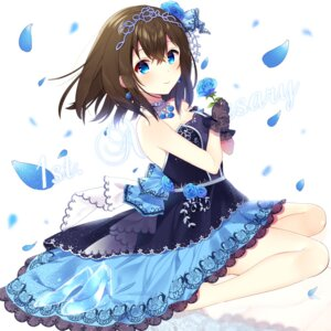 Rating: Safe Score: 67 Tags: dress mafuyu_(chibi21) sagisawa_fumika the_idolm@ster_cinderella_girls_starlight_stage User: Mr_GT