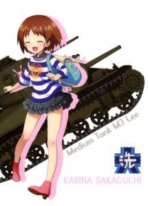 Rating: Safe Score: 12 Tags: girls_und_panzer heels sakaguchi_karina skirt_lift tagme User: drop