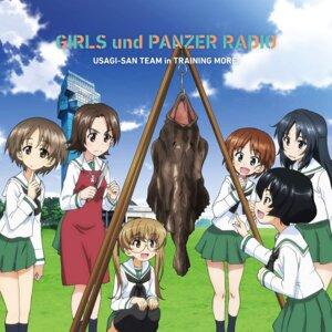 Rating: Safe Score: 13 Tags: disc_cover girls_und_panzer maruyama_saki megane oono_aya sakaguchi_karina sawa_azusa seifuku tagme thighhighs utsugi_yuuki yamagou_ayumi User: saemonnokami