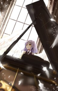 Rating: Safe Score: 59 Tags: angel_beats! lf seifuku tenshi wings User: Mr_GT