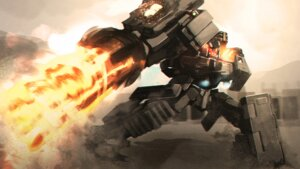 Rating: Safe Score: 15 Tags: armored_core armored_core_5 mecha User: birdy73
