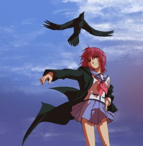 Rating: Safe Score: 6 Tags: angel_beats! fumichi iwasawa seifuku User: Radioactive