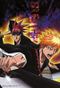 Rating: Safe Score: 1 Tags: abarai_renji bleach kurosaki_ichigo male User: Radioactive