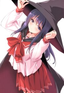 Rating: Safe Score: 30 Tags: cle_masahiro clesta kurusugawa_serika seifuku to_heart to_heart_(series) witch User: kiyoe