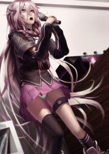 Rating: Questionable Score: 17 Tags: cameltoe garter ia_(vocaloid) lepus pantsu thighhighs vocaloid User: WhiteExecutor