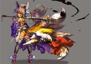 Rating: Safe Score: 17 Tags: animal_ears kitsune won User: santos-san
