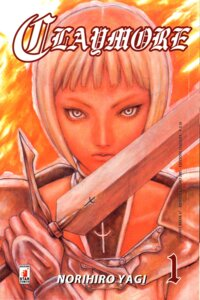 Rating: Safe Score: 1 Tags: armor clare claymore sword yagi_norihiro User: Radioactive