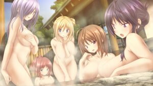 Rating: Questionable Score: 32 Tags: bathing breast_hold censored fuwa_yura game_cg koku naked onsen purple_software riz_mathers sakuranomiya_hio seishun_fragile toba_setsuna uzuki_toune wet User: sorafans