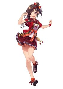 Rating: Safe Score: 47 Tags: baffu chichibu_matsuri heels onsen_musume seifuku User: saemonnokami