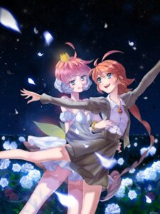 Rating: Safe Score: 26 Tags: ahiru cleavage dodmsdk dress princess_tutu princess_tutu_(character) see_through User: Mr_GT