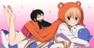 Rating: Safe Score: 46 Tags: chibi doma_taihei doma_umaru eventh7 feet himouto!_umaru-chan megane User: blooregardo