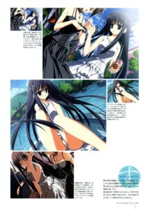 Rating: Questionable Score: 6 Tags: dress keroq minakami_yuki pantsu subarashiki_hibi takashima_zakuro User: crim
