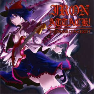 Rating: Safe Score: 4 Tags: disc_cover nagae_iku no_bra open_shirt rondo touhou User: midzki