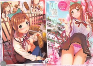 Rating: Explicit Score: 15 Tags: cameltoe kichiroku nipples no_bra pantsu User: 8mine8