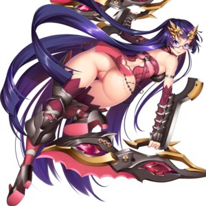 Rating: Explicit Score: 150 Tags: anus armor ass heels lucknight megane nopan pussy sword thighhighs uncensored User: Mr_GT